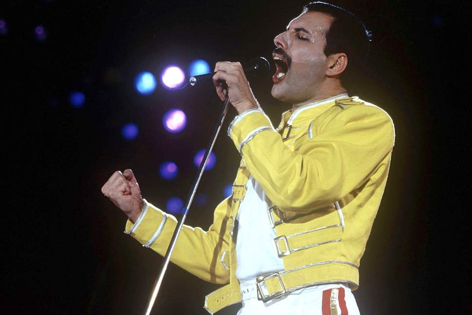 Freddie Mercury Tribute, 3rd March – 1pm onwards